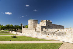 Zamora Castle Stock Photo
