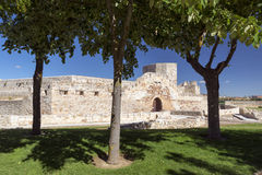 Zamora Castle Stock Images
