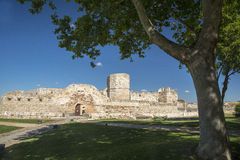 Zamora Castle Stock Image