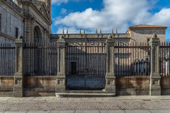 Zamora cathedral Royalty Free Stock Photography
