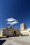 Zamora cathedral Royalty Free Stock Image