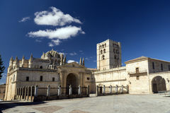 Zamora cathedral Stock Photo