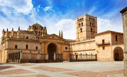 Free Zamora Cathedral In Spain By Via De La Plata Royalty Free Stock Photography - 80873117