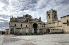 Zamora Cathedral. Spain Stock Images