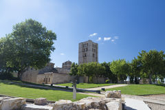 Zamora cathedral Royalty Free Stock Photos