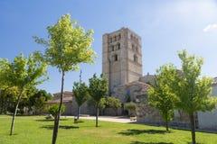 Zamora cathedral Stock Image
