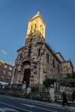 Zamora church Stock Photos
