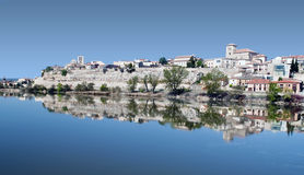 Zamora City Royalty Free Stock Photos