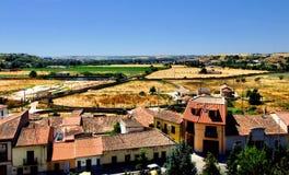 Zamora gebieden Royalty-vrije Stock Fotografie