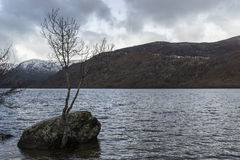 Zamora Sanabria's Lake Royalty Free Stock Images