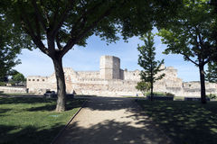 Zamora slott Royaltyfria Foton