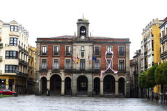 Zamora, town hall Stock Images