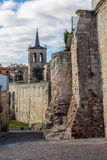 Zamora wall Royalty Free Stock Photos