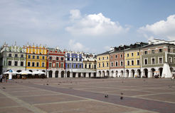Zamosc Royalty Free Stock Photos