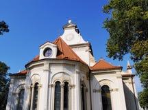 Zamosc Cathedral, Poland Stock Photos