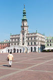 Zamosc old town Royalty Free Stock Image
