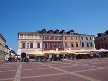 Zamosc, Polen lizenzfreie stockfotografie