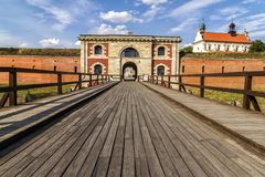 Zamosc - Renaissance city in Central Europe. Royalty Free Stock Photography