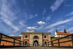 Zamosc - Renaissance city in Central Europe. Stock Photography