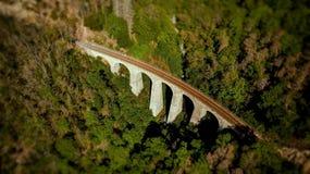 Zampach wiadukt zdjęcia royalty free