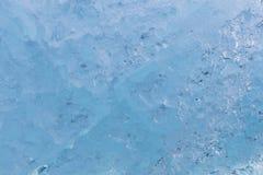 Zamraża mrozową teksturę, naturalny zima sezonu krajobrazu tło Obrazy Royalty Free