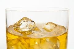 zamraża whisky Fotografia Royalty Free