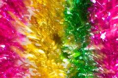 Zamyka dekoracja boże narodzenie dekoracja Obraz Stock