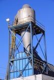 Zamyka na Drewnianego układu scalonego ładowaczu Zdjęcie Stock