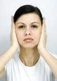Zamyka twój ucho! Zdjęcie Stock