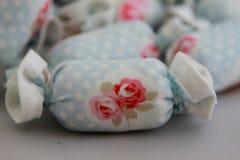 Zamyka Up Bawełniany cukierek dla Wewnętrznej dekoraci Fotografia Stock