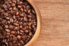 Zamyka up kawowe fasole zdjęcie royalty free