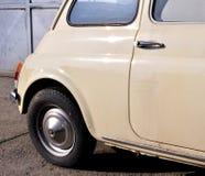 Zakończenie up klasyczny samochód zdjęcia royalty free