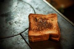 Zamyka up piec chleb Zdjęcie Stock
