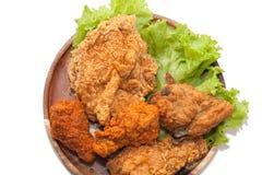 Zamyka up pieczeni kurczaki obrazy royalty free