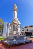 Zamyka up pomnik ofiary Pierwszy wojna światowa (Wielka wojna) Obrazy Stock