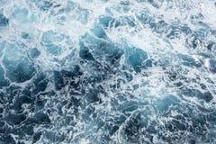 Zamyka Up powierzchnia ocean -1 Obraz Stock