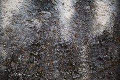 Zamyka up stara kamienna ściana lub powierzchnia Zdjęcie Stock