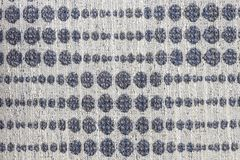 Zamyka up tkanina projekta wzór Fotografia Royalty Free