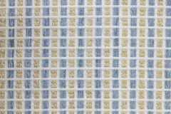 Zamyka up tkanina projekta wzór Zdjęcia Royalty Free