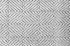 Zamyka up tkanina projekta wzór Obrazy Stock