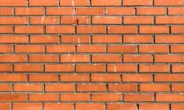 Zamyka w górę ściana z cegieł fotografii Zdjęcie Stock