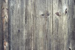 Zamyka w górę ciemnego brązu Drewnianych desek, tło zmroku starzy panel obrazy royalty free