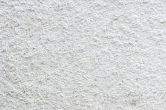 Zamyka w górę grunge tekstury farby cementu białej ściany Zdjęcie Royalty Free