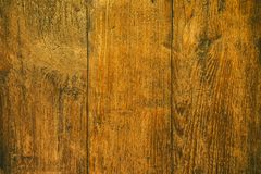 Zamyka w górę nieociosanego drewno stołu z zbożową teksturą w rocznika stylu Zdjęcie Stock