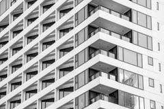 Zamyka w górę okno budynek tekstury tło abstrakta schematu Obrazy Stock