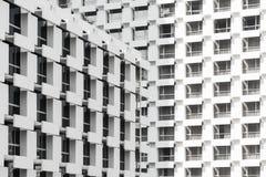 Zamyka w górę okno budynek tekstury tło abstrakta schematu Obraz Stock