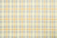 Zamyka w górę sprawdzać tkanina wzoru tekstury Zdjęcie Royalty Free