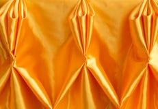 Zamyka w górę strzał pomarańcze płótna Zdjęcia Royalty Free