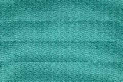 Zamyka W górę tło wzoru błękitna Tekstylna tekstura, Abstrakcjonistyczna kolor tkaniny sieci wzoru tekstura Fotografia Stock