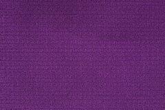 Zamyka W górę tło wzoru purpurowa Tekstylna tekstura, Abstrakcjonistyczna kolor tkaniny sieci wzoru tekstura Obrazy Royalty Free